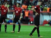 Drei Gegentore gegen Island: Türkei verpasst die WM!