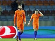 Holland: Hängende Köpfe trotz 3:1-Sieg