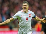Mugosas Fallrückzieher fordert Lewandowski heraus