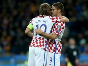 Feurig: Kramaric ballert Kroatien in die Play-offs