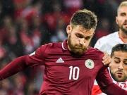 Lettland drückt Andorra ans Ende