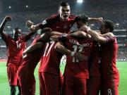 Der Europameister jubelt: Portugal fährt zur WM