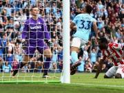 7:2! Sané & Co. nehmen Stoke auseinander
