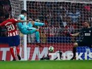 Suarez kontert Saul Niguez erst in der Schlussphase