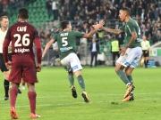 Turbulente Schlussphase: St. Etienne dreht das Spiel