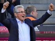 Tolles Comeback für Jupp Heynckes