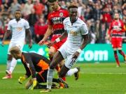 Der doppelte Abraham beendet Swanseas Heimtristesse