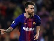 Valverdes Schwärmerei: Messi durchbricht weitere Schallmauer