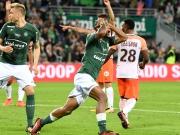 Einsatz zahlt sich aus: Mbenza schockt St. Etienne