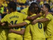 Villarreal erledigt Las Palmas im zweiten Durchgang