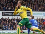 Ipswich stürmt, Norwich jubelt nach Stiepermanns Vorarbeit