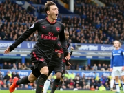 5:2! Özil glänzt bei Arsenals Sieg in Everton