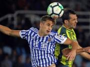 Januzajs traumhafte Vorlage rettet Real Sociedad einen Punkt