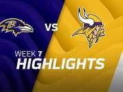 Baltimore Ravens vs. Minnesota Vikings