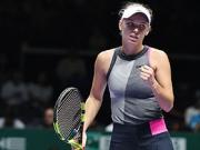 Wozniacki liefert Auftakt-Gala