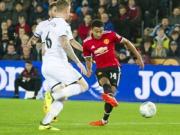 Lingard schießt ManUnited ins Viertelfinale
