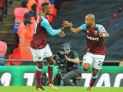 Aus für die Spurs: Abstauber Ayew bringt West Ham zurück
