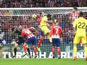 Baccas wuchtiger Kopfball kostet Atletico den Sieg