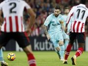 Offener Schlagabtausch: Messi bringt Barça in die Spur