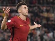 Papa trifft auf Sohn - und die Roma gewinnt