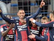 Rodelins schöner Volley bringt Caen den Sieg