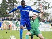 Sanogo in der Regionalliga: Tor zum Einstand