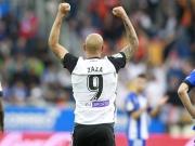 Valencia jagt Barça und Zaza jagt Messi
