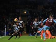 Hendrick steht goldrichtig: Burnleys Minimalisten schlagen Magpies