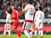 Toulalans Pech ist Rennes' Glück