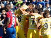 Borjas Knaller lässt Real-Bezwinger Girona wieder jubeln