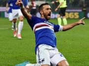 Derbysieg! Samp ist die Nummer eins in Genua