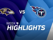 Baltimore Ravens vs. Tennessee Titans