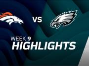 Denver Broncos vs. Philadelphia Eagles
