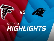 Atlanta Falcons vs. Carolina Panthers