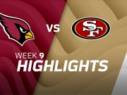 Arizona Cardinals vs. San Francisco 49ers