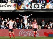 Vigos drei Tore in zehn Minuten - Raul Garcias Traumtor zu wenig