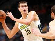 Nikola Jokic mit 41 Punkten gegen die Nets