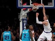 Porzingis führt die Knicks zum nächsten Sieg