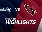Seattle Seahawks vs. Arizona Cardinals
