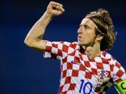 Modric dirigiert, Kalinic genial - Kroatien bestraft Griechenlands Fehler