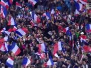 Frankreich lässt Wales keine Chance