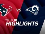 Houston Texans vs. Los Angeles Rams