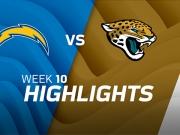 Los Angeles Chargers vs. Jacksonville Jaguars
