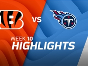 Cincinnati Bengals vs. Tennessee Titans