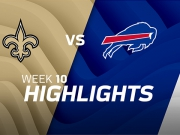 New Orleans Saints vs. Buffalo Bills