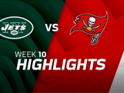 New York Jets vs. Tampa Bay Buccaneers
