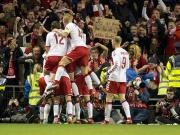 Dänemark dank Eriksen-Gala im Fußball-Himmel