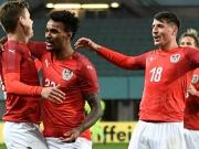 Foda-Debüt: Österreich schlägt Cavanis Uruguay