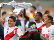 Ausnahmezustand in Lima! Peru fährt zur WM