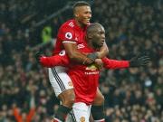 4:1! Überragender Pogba bei Uniteds Kantersieg